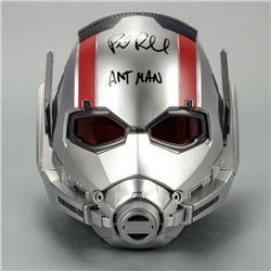 Paul Rudd Autographed Marvel Legends 1:1 Scale Prop Replica Ant-Man Helmet