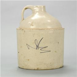 Norman Reedus Autographed The Walking Dead Production Used Prop Ceramic Jug
