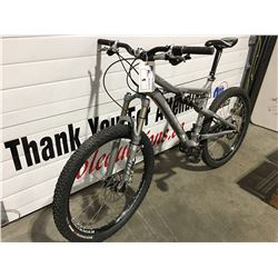 GARY FISHER ROSCOE 2 FULL SUSPENSION/27-SPEED WITH DISC BRAKES MOUNTAIN BIKE