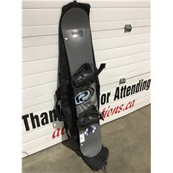 RIDE MADE IN USA 149 SNOWBOARD WITH BAG