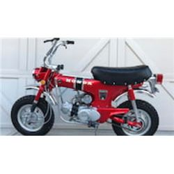 NO RESERVE 1969 HONDA CT70  70cc
