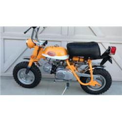 NO RESERVE 1971 HONDA Z50A K2  50 CC