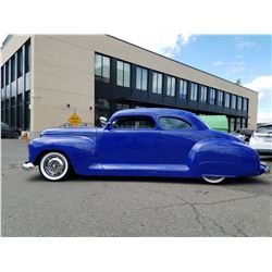 1947 PLYMOUTH STREET ROD CUSTOM