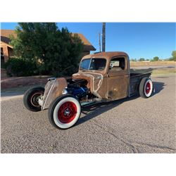 1941 FORD HOT ROD RAT ROD