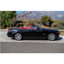 FEATURE 2016 ROLLS ROYCE DAWN CONVERTIBLE SIMPLY STUNNING
