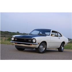 1974 FORD MAVERICK GRABBER 4 SPEED 302 RARE AND DESIRABLE