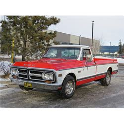 1969 GMC C10 396 BIG BLOCK PICKUP STUNNING FRAME OFF RESTORATION