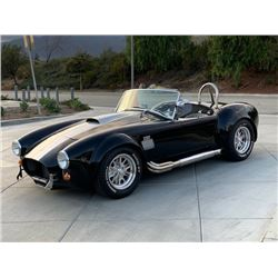 1965 BACKDRAFT COBRA ROADSTER