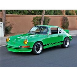 1970 PORSCHE 911 CARRERA RS TRIBUTE
