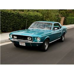 1967 FORD MUSTANG CALIFORNIA SPECIAL TRIBUTE