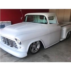 FRIDAY 1957 CHEVROLET PRO STREET CUSTOM BIG BLOCK 496 700HP