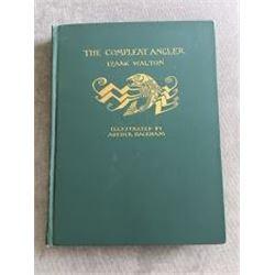 The Complete Angler Izaak Walton
