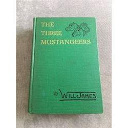 Will James BooksThe Three Mustangeers