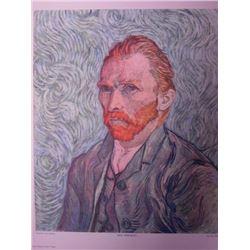 Vintage Vincent Van Gogh Prints NY. Printing House