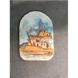 Neil David Original Paintings Miniature