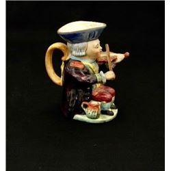 "Toby Mug Violin Vintage Beswick England ""Midshipman"""