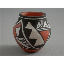 Acoma New Mexico Miniature Pottery #2