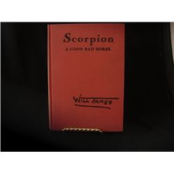 Will James Early Editions Scorpion a Good Bad Horse