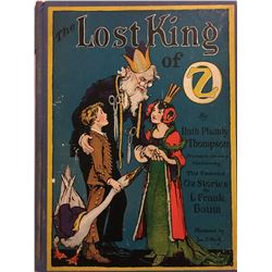 Wizard of Oz Vintage Classics Lost KIng of Oz