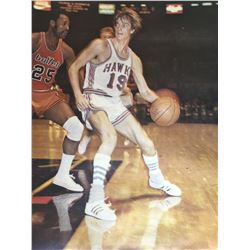 Pete Maravich Sport Illustrated Postes