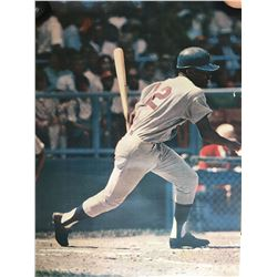 Cesar Tovar Minnesota Twins  Sports Illustrated Poster