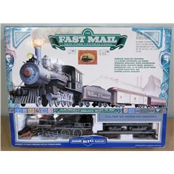 Bachmann Big Haulers Electric Operated Train, 'Fast Mail' New York Central Lines
