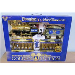 Golden Edition Walt Disney Railroad, Disneyland 50 Years of Disney Theme Parks