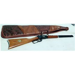 "Antique Rifle & Case, Colonel William ""Buffalo Bill"" Cody Commemorative 30-30 Gun (MUST HAVE PERMIT)"