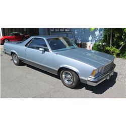 1979 El Camino Excellent Condition! Loaded, AC, Power Everything! Runs & Drives - See Video