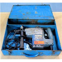 Makita Rotary Hammer w/ Cord & Metal Case