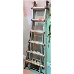 Little Giant Classic Aluminum Articulating Ladder