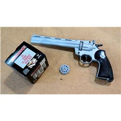 Grosman Airsoft 357 Cap Gun w/ Box of Pellets