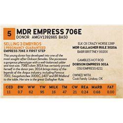 MDR EMPRESS 706E