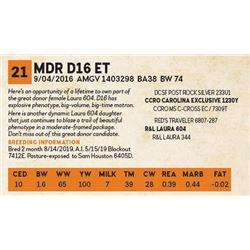 MDR D16 ET