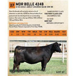 MDR BELLE 424B