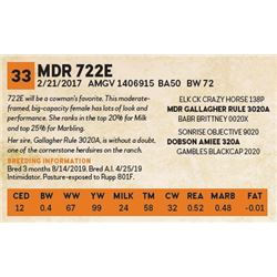 MDR 722E