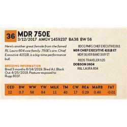 MDR 750E