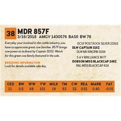 MDR 857F