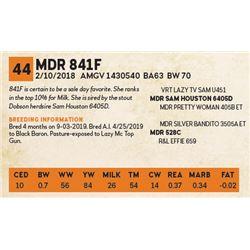 MDR 841F
