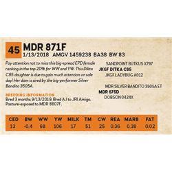 MDR 871F