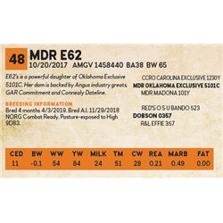 MDR E62