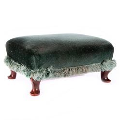 19th century foot stool.