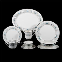 Set of Japanese Noritake china.