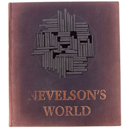 Nevelson's World.
