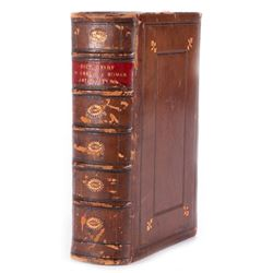 Dictionary of antiquities.