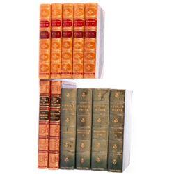Three volume sets.