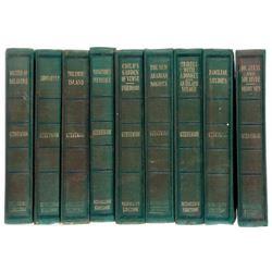 Collection of Robert Louis Stevenson.