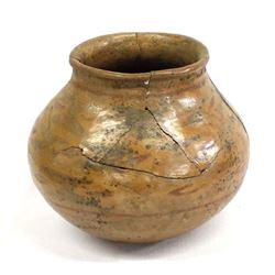 Prehistoric Casas Grandes Polychrome Pottery Jar
