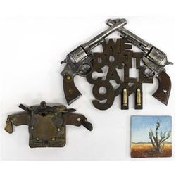 3 Western Collectibles