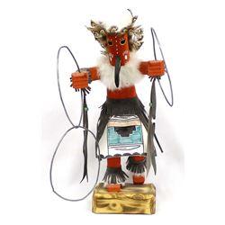 2008 Navajo Hoop Dancer Kachina